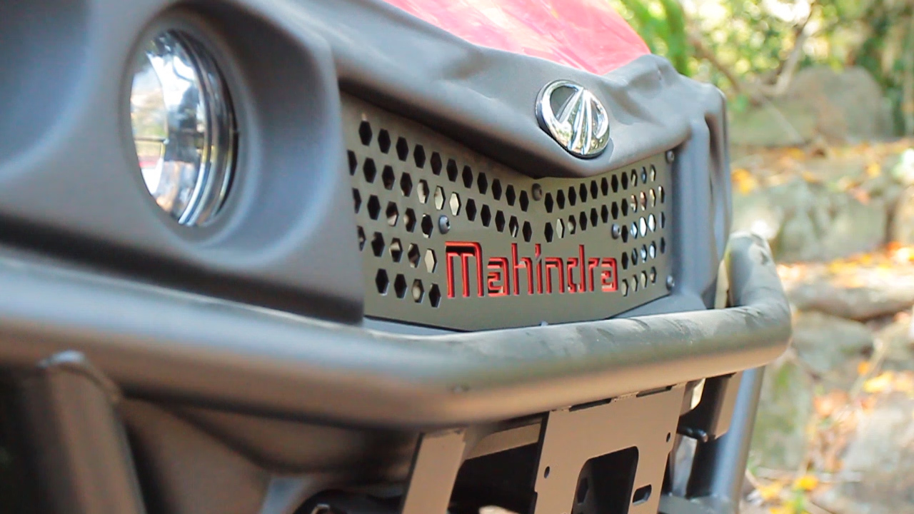 Mahindra 4x4