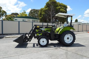 Commercial tractor 55 horse power