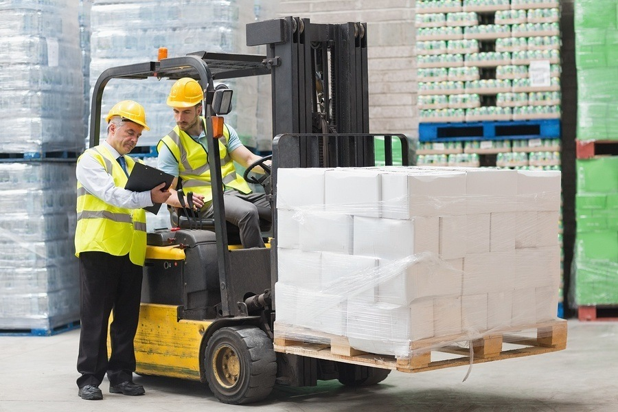 The Basics Forklift Training Licencing