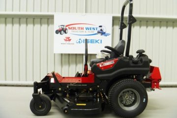 Massey Ferguson LZ-60 Zero-Turn Mower