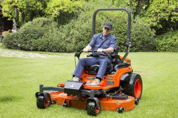 Kubota Z Series Mower