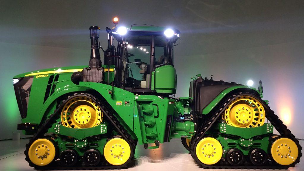 John Deere 9rx Quad Trac Tractor
