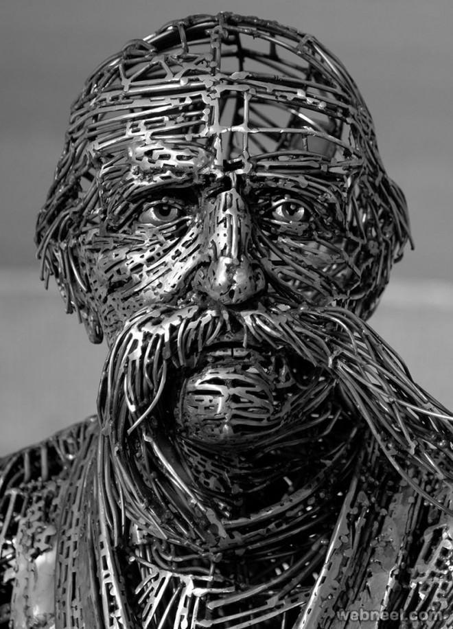Amazing Metal Art Sculptures Metal Artists In Australia