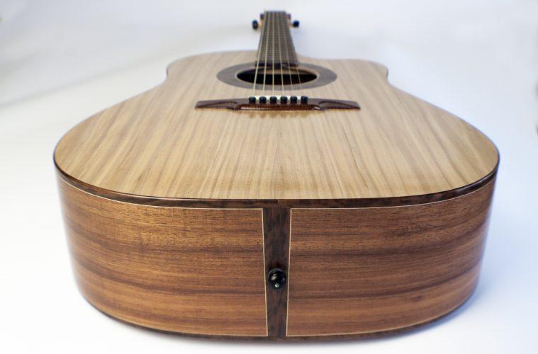 Blackwood J-459 hand built guitar