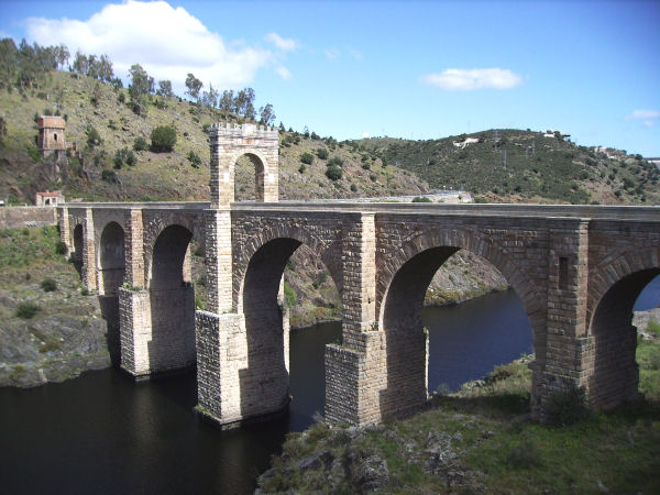 The Alcantara Bridge