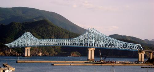 Ikitsuki Bridge Japan