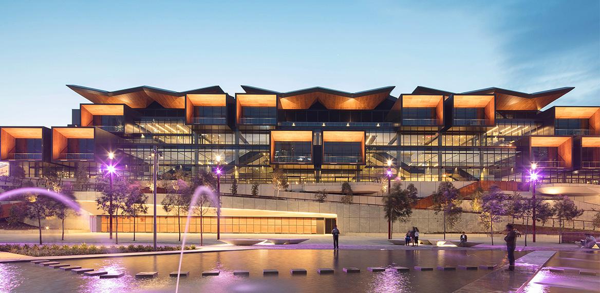 International Convention Centre Sydney (ICC Sydney), Darling Drive, Sydney, New South Wales, Australia