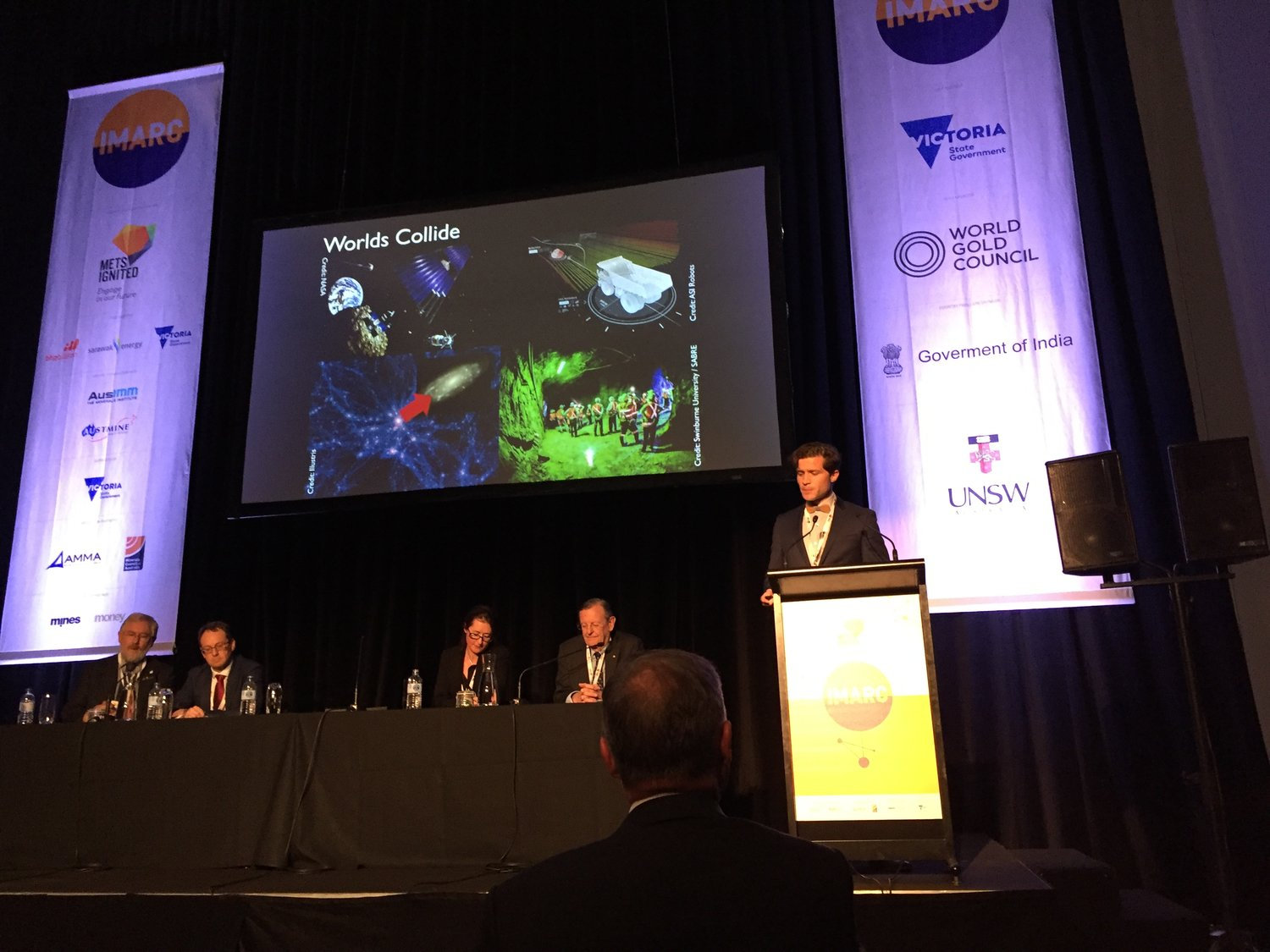 The International Mining and Resources Conference