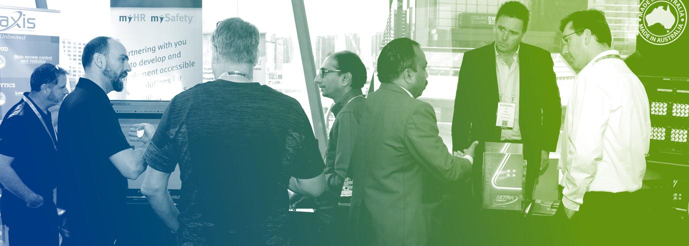 VTIC 2016 delegate networking