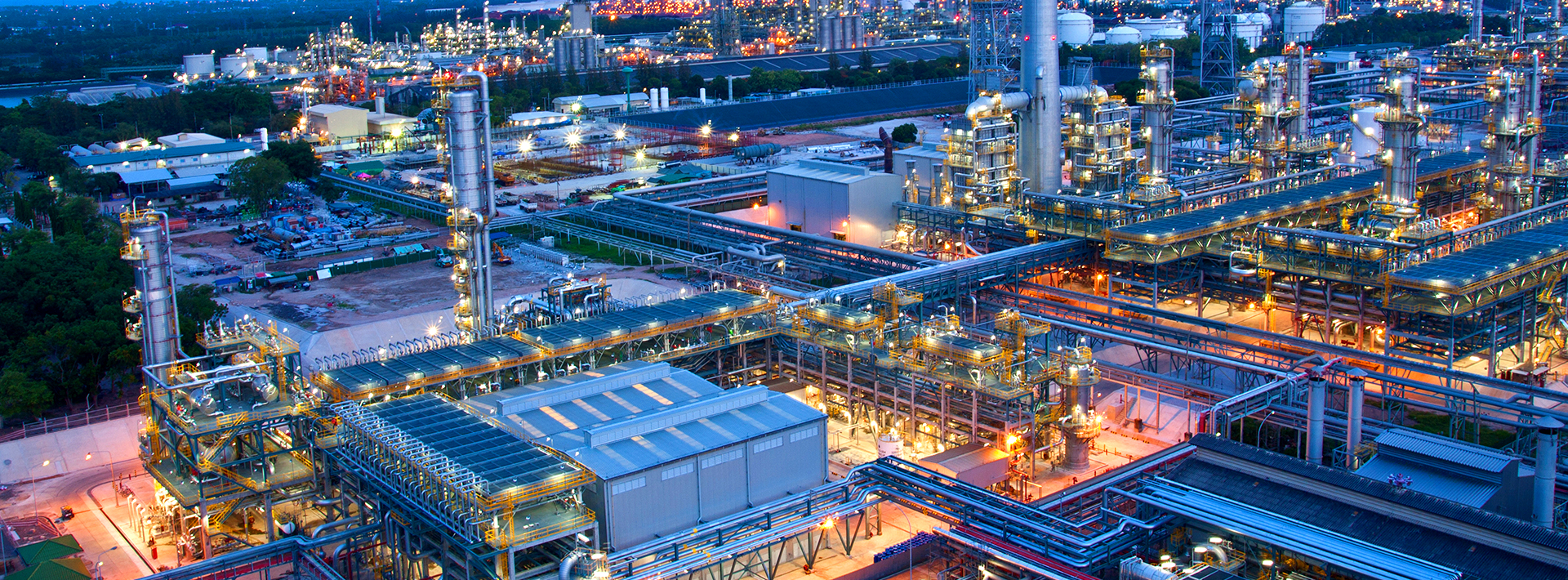 ICa is important within gas processing facilities