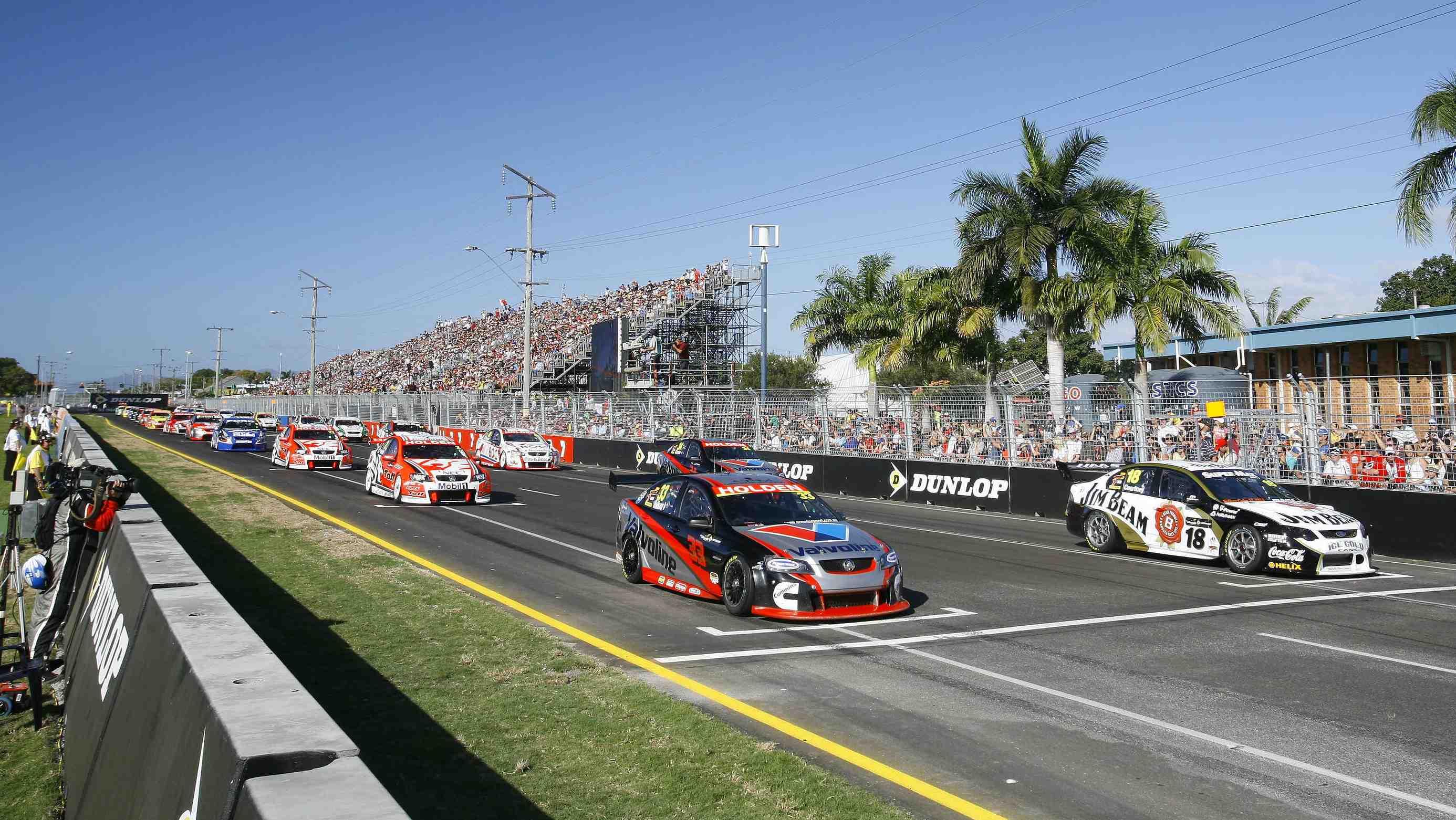 Supercars Championship Townsville 400 Machines4u Magazine