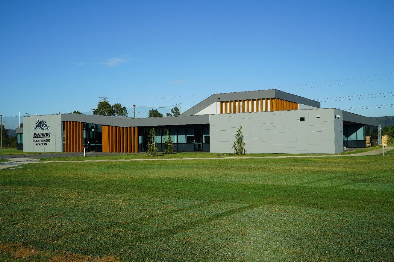 Penrith Panthers new facility