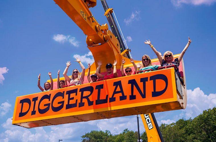 Diggerland ride