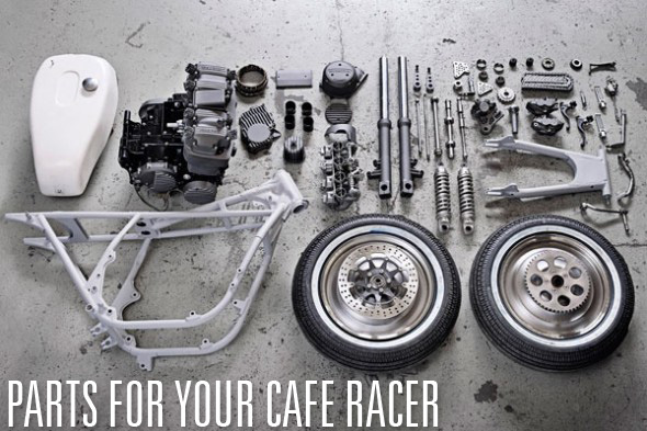 Cafe Racer Addict Yeah Us Too Heres What You Need To Build