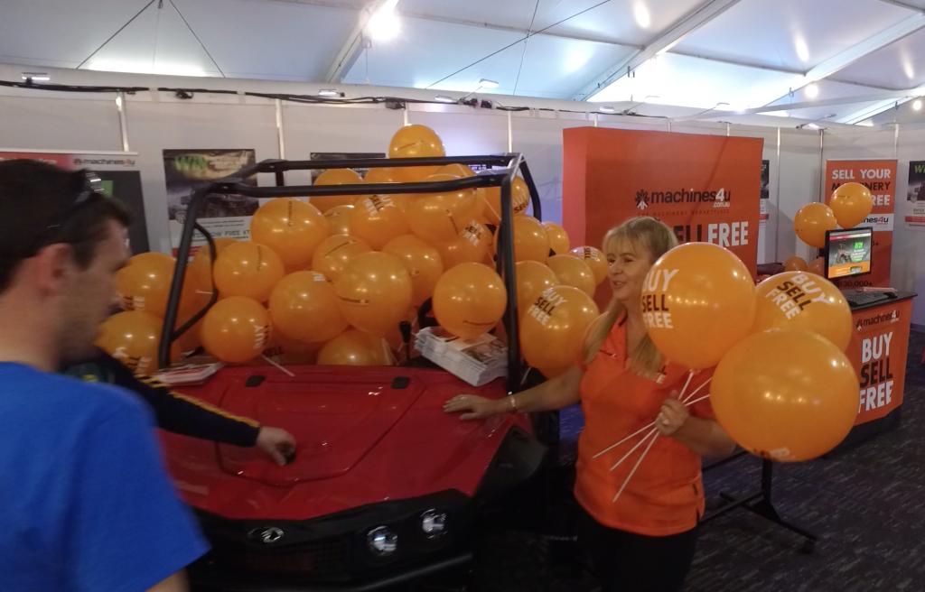 mega balloons