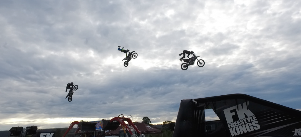 motorcross was amazing