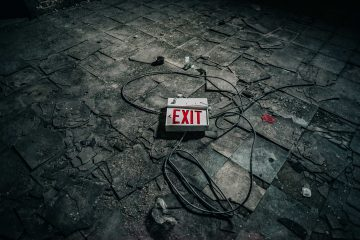 exit abandoned factory
