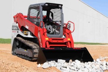 TL12V2 Takeuchi vertical loader