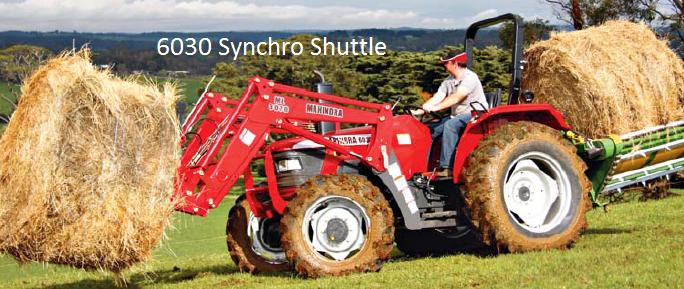 synchro shuttle tractor