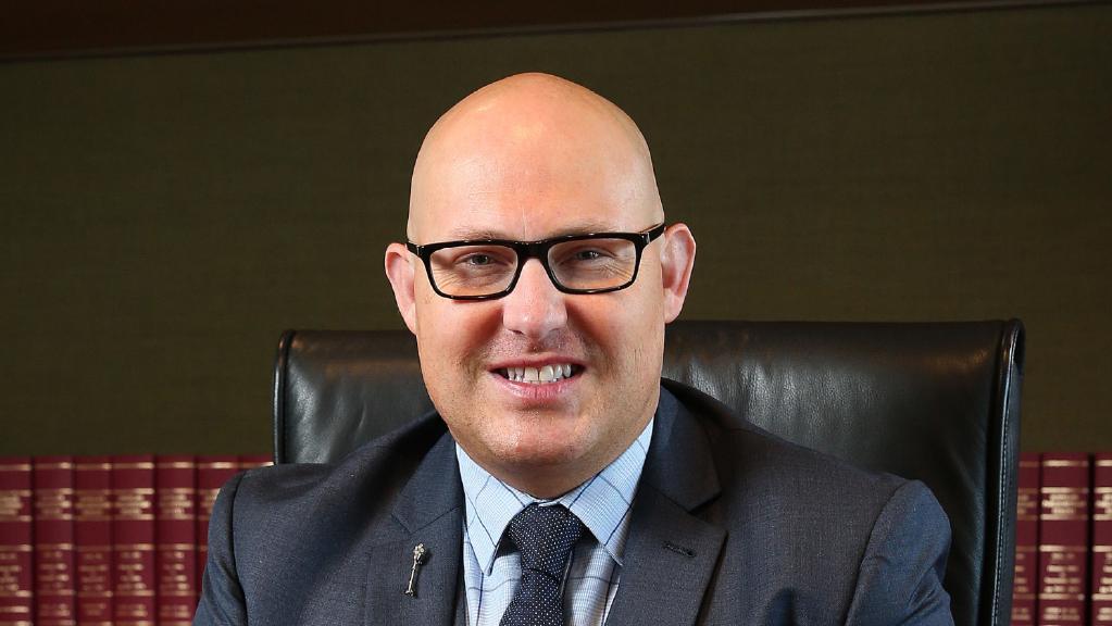 Curtis Pitt Treasurer