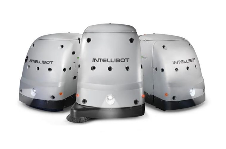 Intellibot cleaners