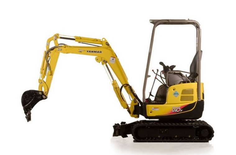 Review: 2015 Yanmar ViO17 Mini Excavator