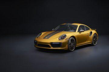 2018 porsche 911 series