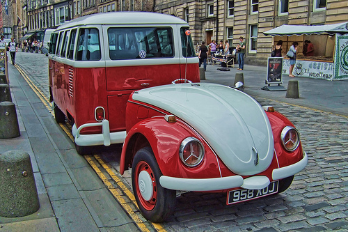 VW Beetle Trailer