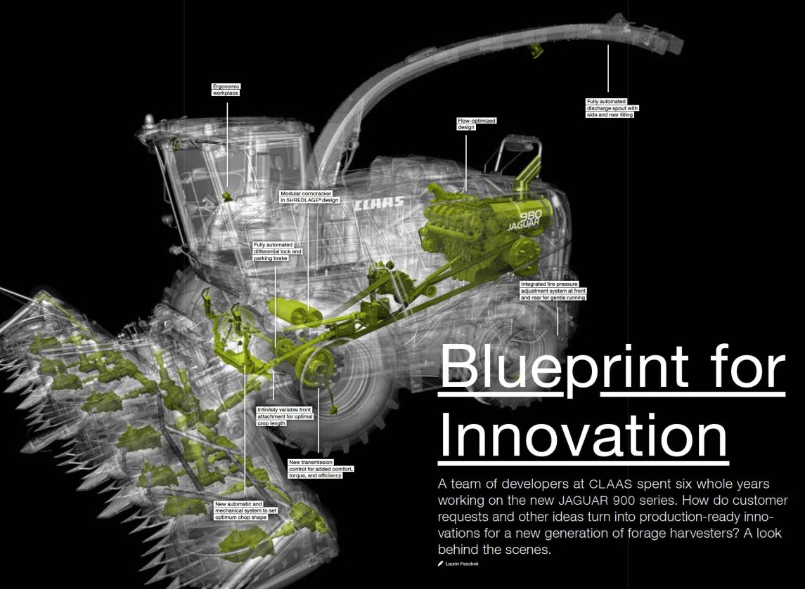 claas blueprint for innovation