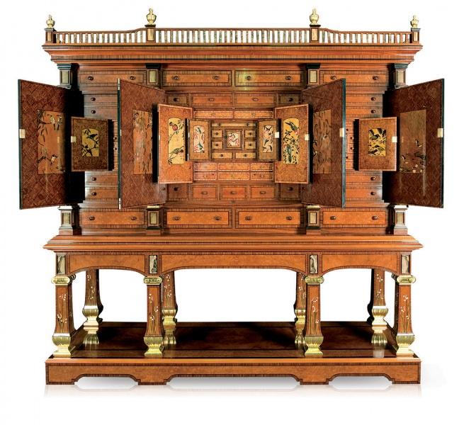 Jeff Hannah cabinet