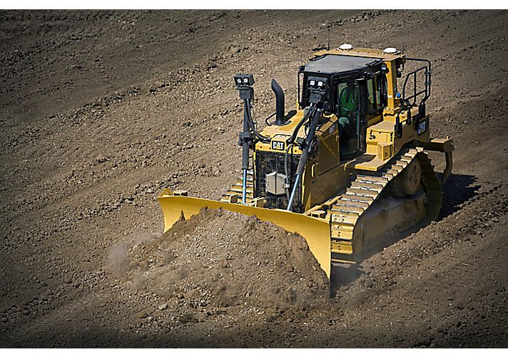 Cat D6T Bulldozer