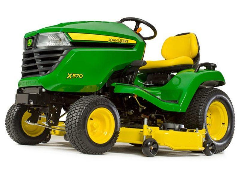 John Deere mowers X570