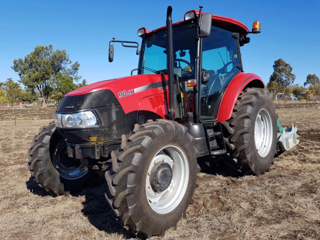 John Deere Vs Case IH Vs New Holland Tractors