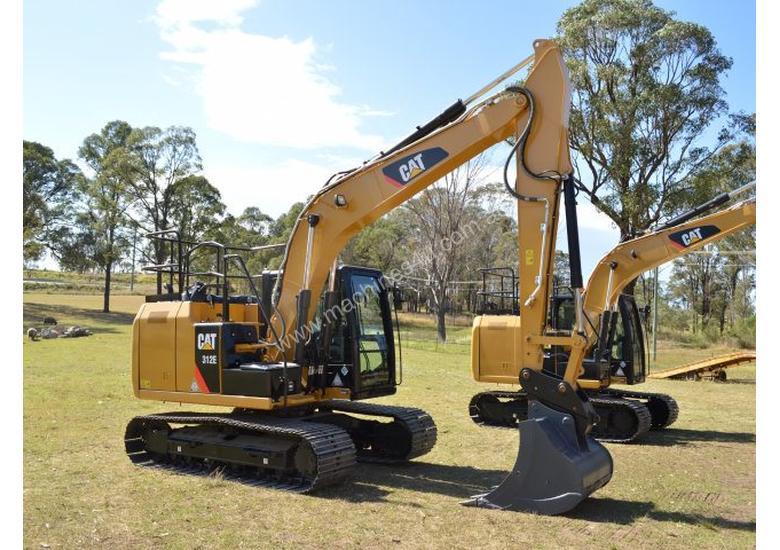 Cat 312E Small Excavator