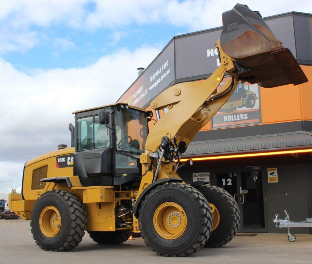 Cat 930K loader