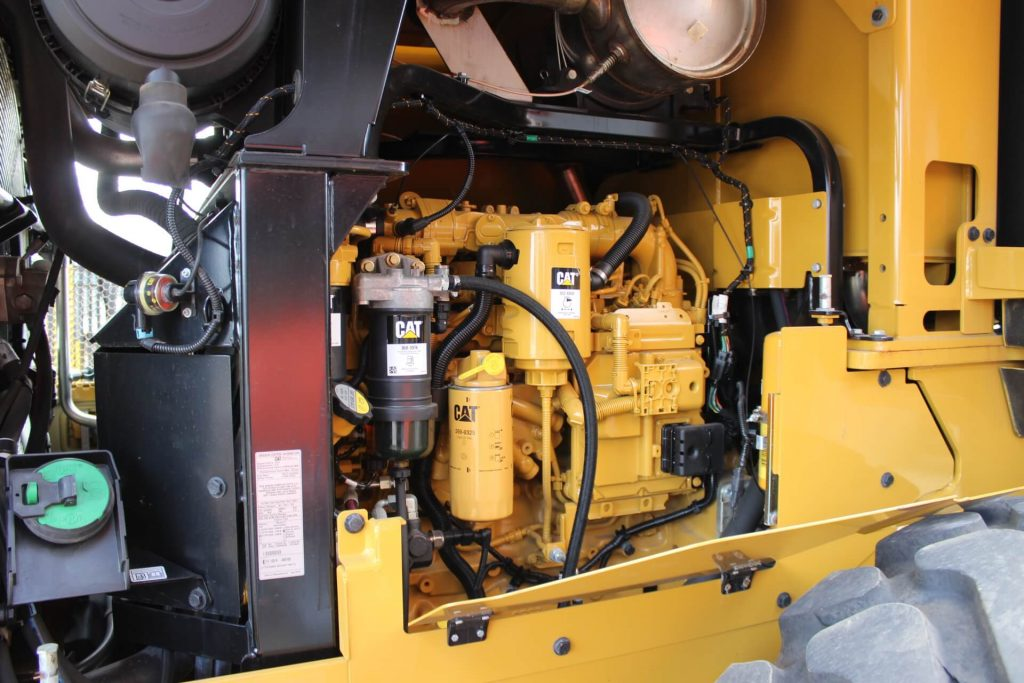 hydraulics Cat 930K