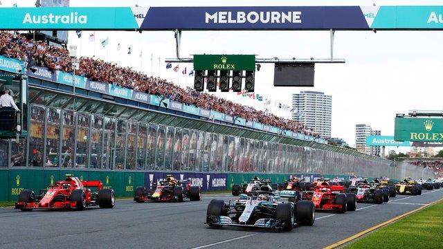 Formula 1 Rolex Australian Grand Prix 2019 - Machines4u Magazine