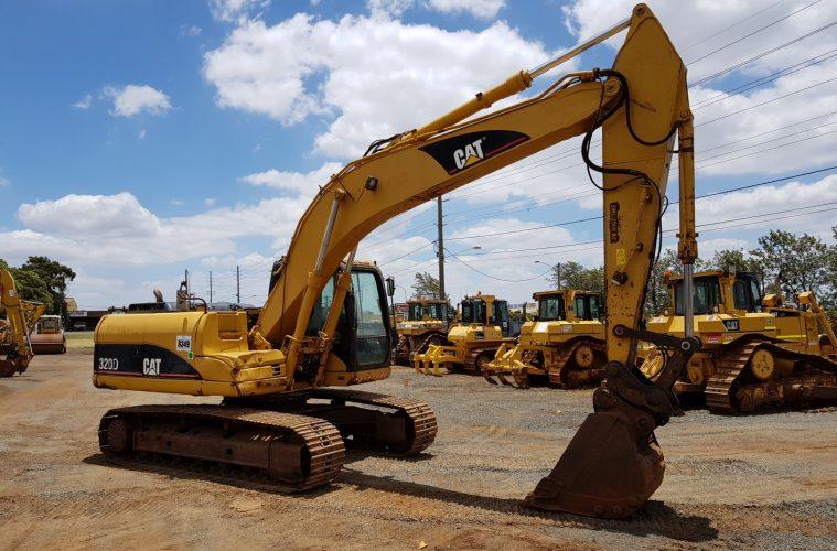 Equipment Focus: Cat 320 Excavator