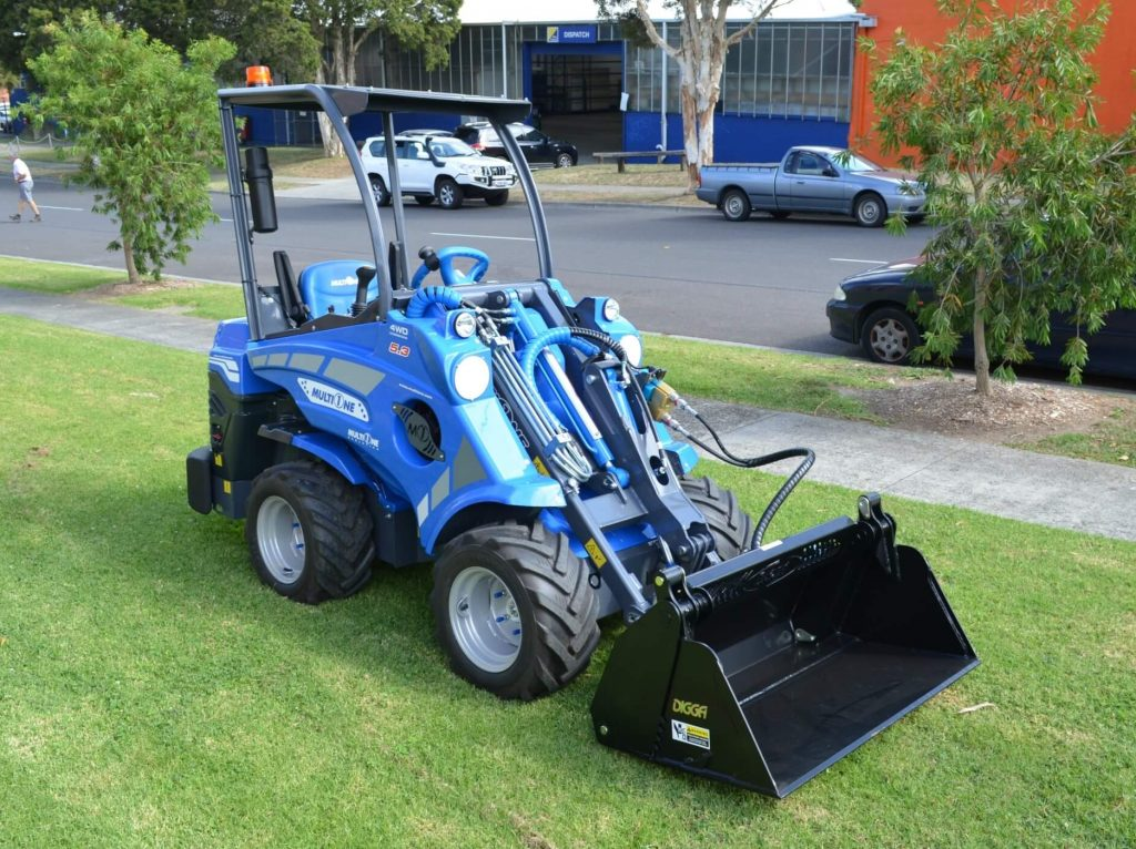 multione mini loader