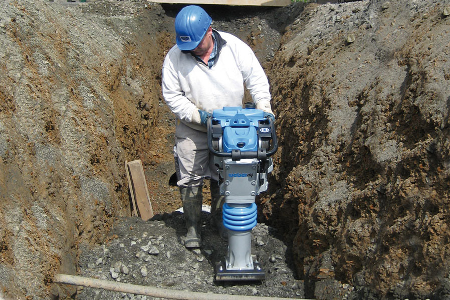 soil compaction machine jumping jack