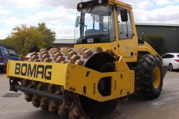 padfoot roller compactor soil compaction