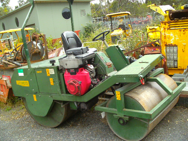 static roller compactor - soil compaction