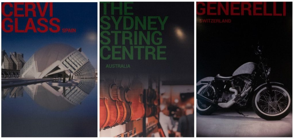 Biesse Group Sydney posters