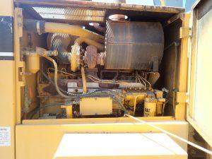 Cat 140H grader engine