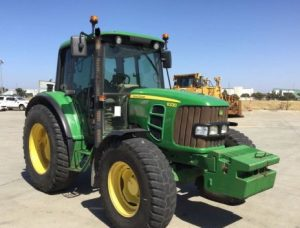 John Deere Tractor for auction