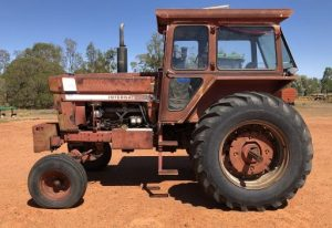 1978 International 886 Tractor for sale