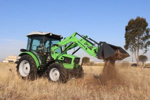 Deutz-Fahr 4100.4E tractor