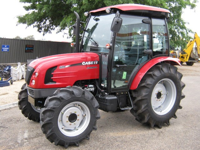 Case IH 60B Compact Tractor