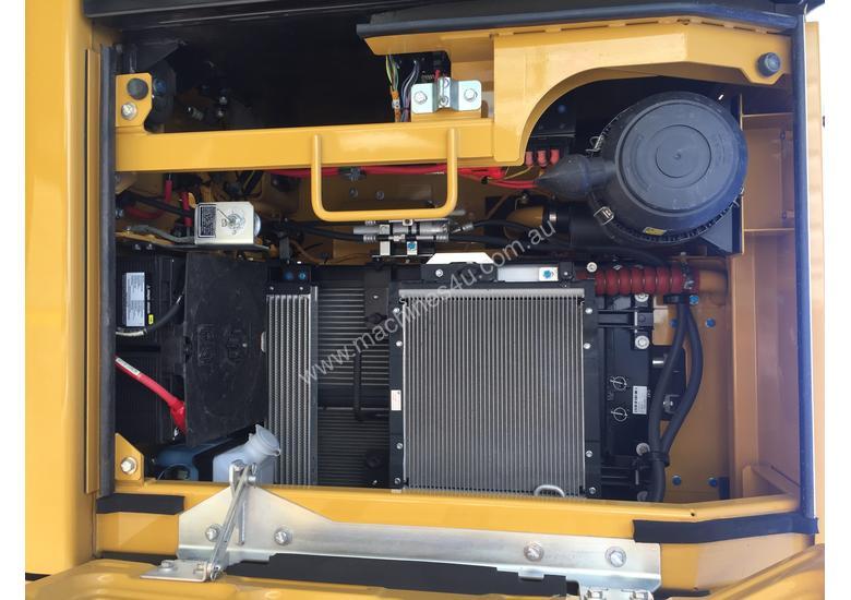 Cat 312e Radiator