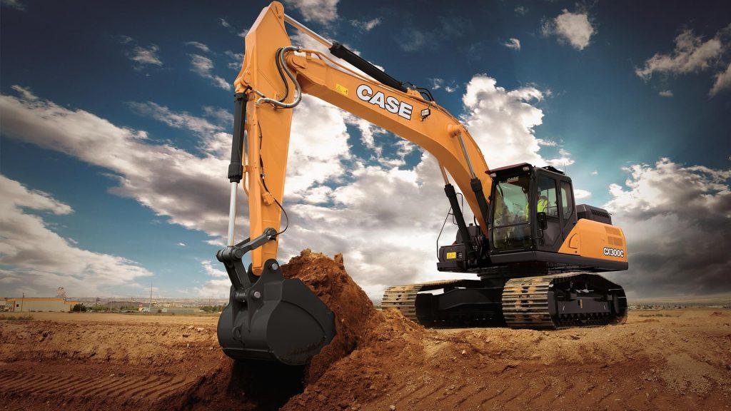 Crawler Excavator Type